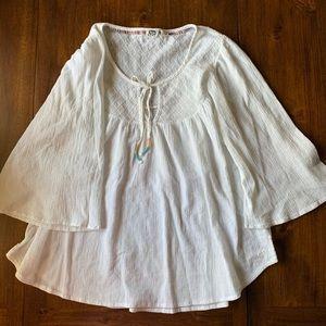Bell Sleeve, Lightweight Shirt